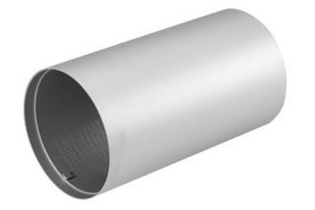 Цилиндр накладной SP-POLO-R85S Silver (1-3)
