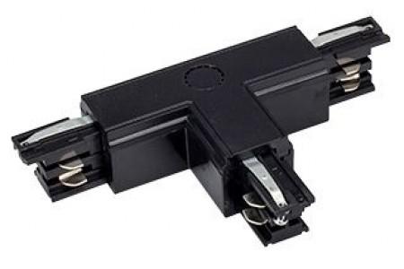 Коннектор тройной LGD-4TR-CON-EXT-L1-BK (C)