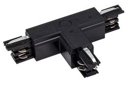 Коннектор тройной LGD-4TR-CON-EXT-R1-BK (C)