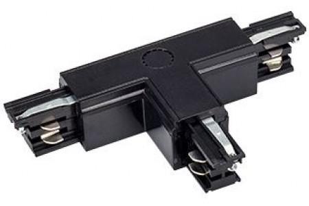 Коннектор тройной LGD-4TR-CON-INT-R2-BK (C)