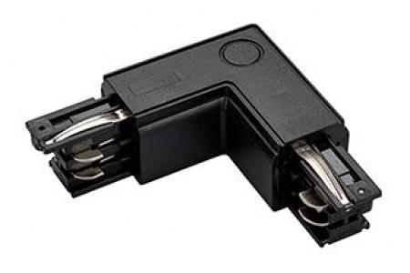 Коннектор угловой LGD-4TR-CON-L-INT-BK (C)