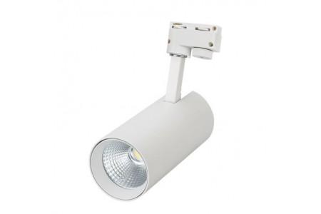 Светильник LGD-GERA-2TR-R90-30W Warm3000 (WH, 24 deg)