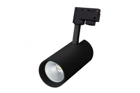 Светильник LGD-GERA-2TR-R90-30W White6000 (BK, 24 deg)