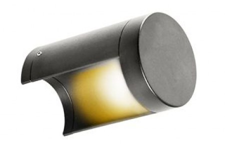 Светильник LGD-Wall-Round90-1G-7W Warm White