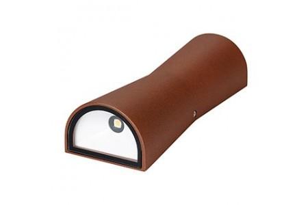 Светильник LGD-Wall-Tub-J2R-12W Warm White