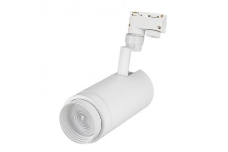 Светильник LGD-ZEUS-2TR-R100-30W Warm3000 (WH, 20-60 deg)