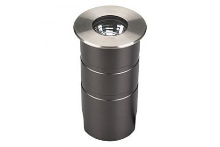 Светильник LTD-GROUND-R65-6W Warm3000 (SL, 24 deg, 230V)