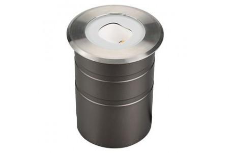 Светильник LTD-GROUND-TILT-R80-9W Warm3000 (SL, 60 deg, 230V)