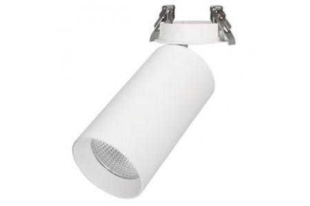 Светильник SP-POLO-BUILT-R95-25W White5000 (WH-WH, 40 deg)