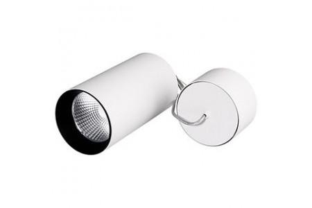 Светильник SP-POLO-HANG-R85-15W White5000 (WH-BK, 40 deg)