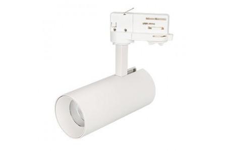 Светильник SP-POLO-TRACK-LEG-R65-8W White5000 (WH-WH, 40 deg)