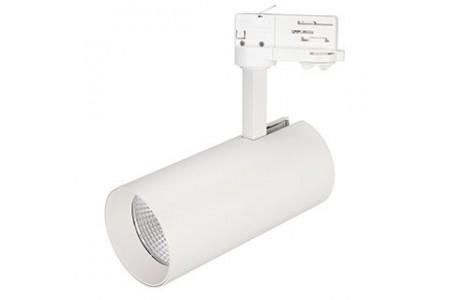 Светильник SP-POLO-TRACK-LEG-R85-15W White5000 (WH-WH, 40 deg)