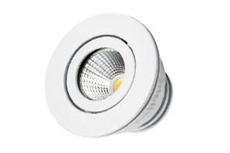 Светодиодный светильник LTM-R50WH 5W Day White 25deg
