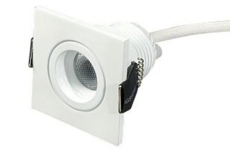 Светодиодный светильник LTM-S46x46WH 3W White 30deg