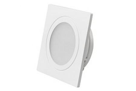 Светодиодный светильник LTM-S60x60WH-Frost 3W Warm White 110deg