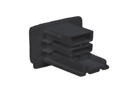 Заглушка LGD-4TR-CAP-BK (C)