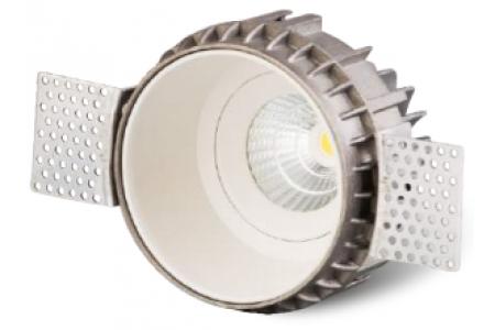 Безрамочный светильник под шпаклевку DiodeLight DL-03