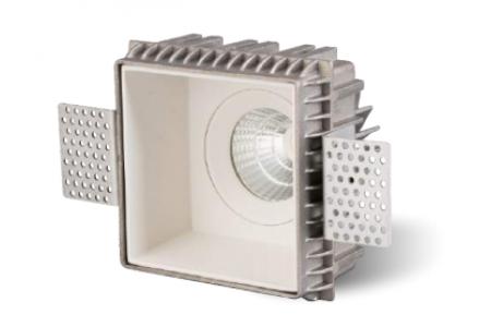 Безрамочный светильник под шпаклевку DiodelLight DL-04